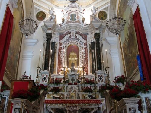 La Chiesa di Sant'Efisio a Cagliari