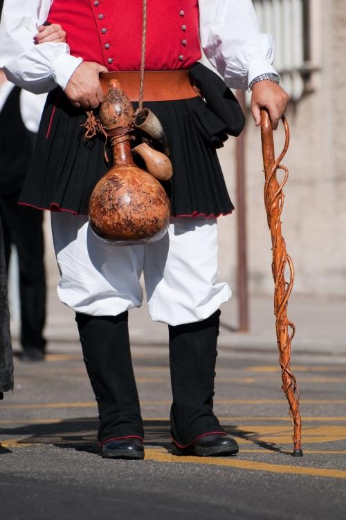 I costumi tipici sardi della Festa di Sant'Efisio