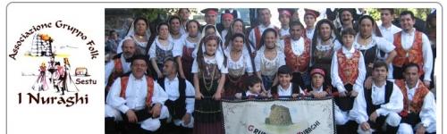 Associazione Gruppo Folk I NURAGHI  - I costumi