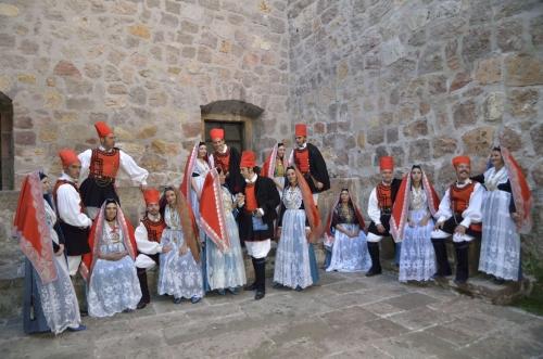 Il Gruppo Folklorico di Villanova