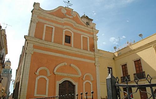 A Stampace, nella 'casa' di Sant'Efisio