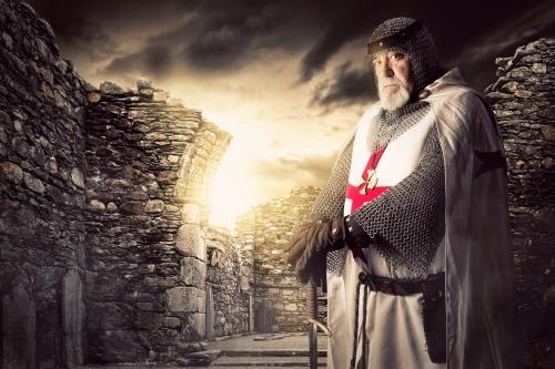 Sant'Efisio e i Templari
